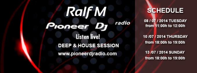 Ralf M Gig Pioneer DJ Radio