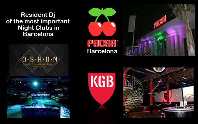 Pacha Oshum KGB DJ Residence