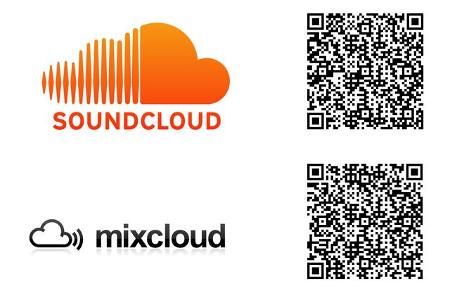 Souncloud Mixcloud