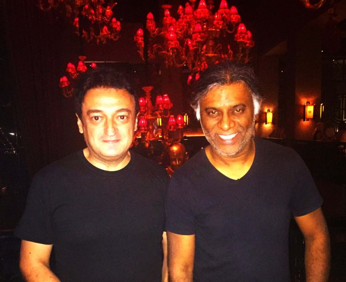 Ralf and Ravin Buddha Bar Dubai